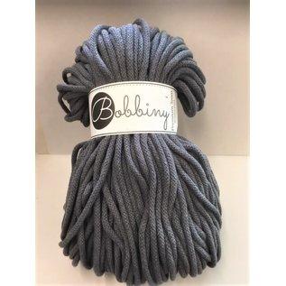 Bobbiny Bobbiny premium 5mm Charcoal