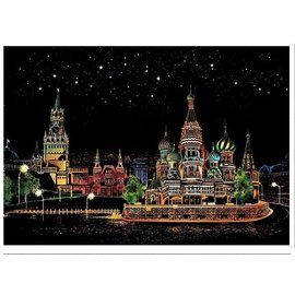 Scratch - Red Square Moscow