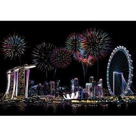 Scratch - Singapore Firework