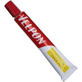 Velpon: Alleslijm tube van 25 ml, sneldrogend en vochtbestendig