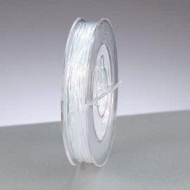 Elastisch garen 0,25mm 10m transparant