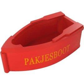 Houten pakjesboot voor Funny Sinterklaas