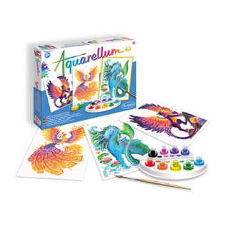 Aquarellum Mystieke Wezens