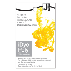 Jacquard iDye Poly 14 gr Goudgeel