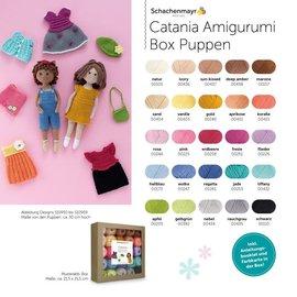 Catania Amigurumi Box Poppen