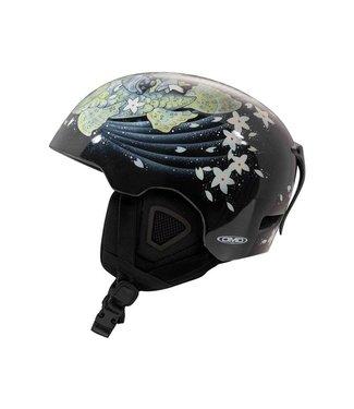 DMD Geisha - Casque de ski moulé Noir