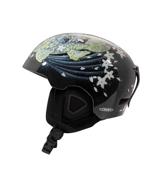 DMD Geisha - In-mold ski helmet Black