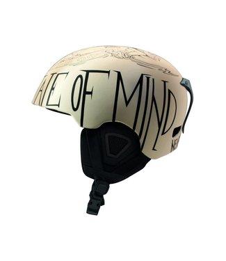 DMD Sin límite: casco de esquí en molde