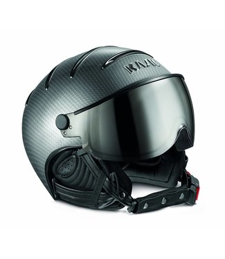 Kask Elite Pro Light Carbon Black Fotovisier