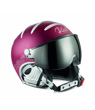 Kask Elite Lady Pizzo Burgundy