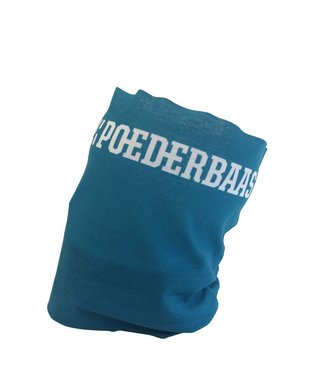 Poederbaas Neck warmer / Col Blue