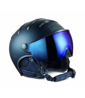 Kask Bleu Chrome