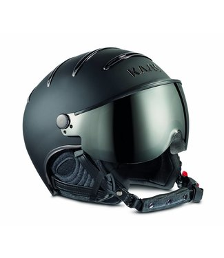 Kask Chrome Black