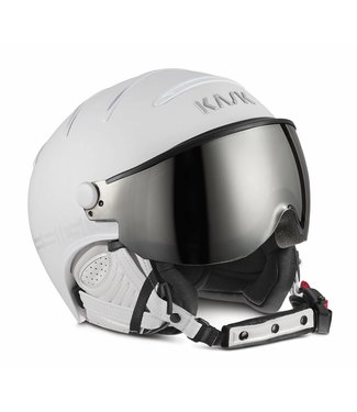 Kask Classe Shadow White