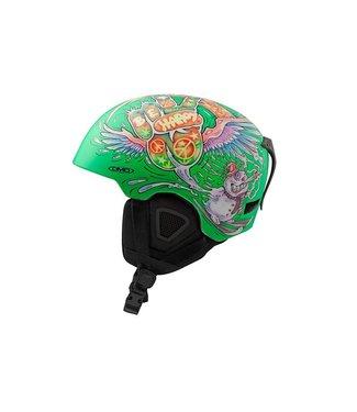 DMD Snowman - In-mold ski helmet Green