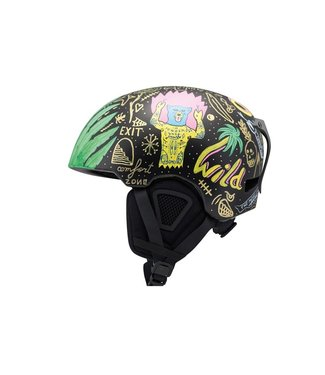 DMD Tricky - Casco de esquí en molde - Negro