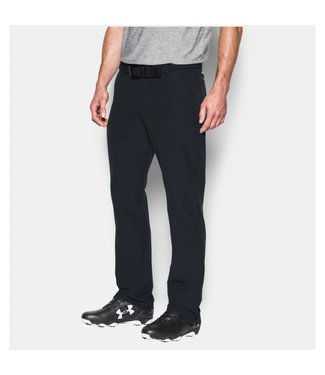 Under Armour Pantalon de cravate Match Play CGI noir / gris véritable chiné
