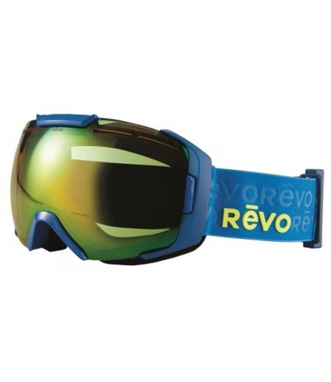 RĒVO Echo Goggle Blauw