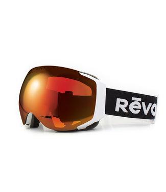 RĒVO Goggles Loki Goggle Negro / Blanco