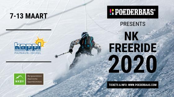 Poederbaas NK Freeride 2020 Kappl