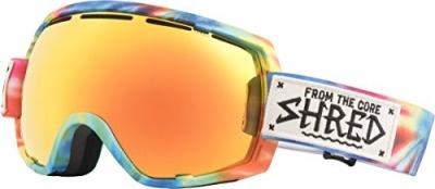 Wat houden de lens categorieën van skibrillen in?