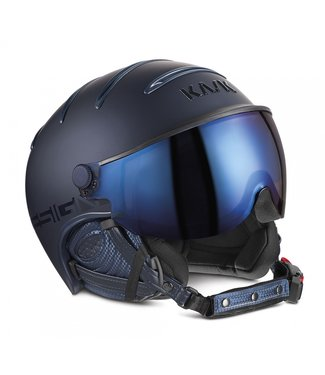 Kask Clase Shadow Navy