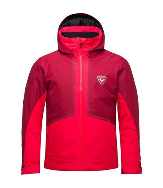 Rossignol Masse JKT Men's Jacket Dark Red