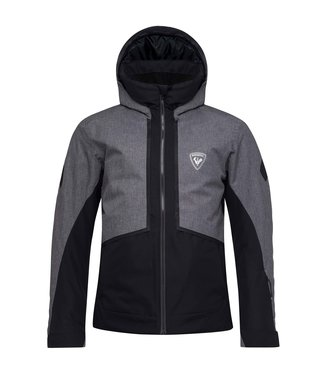 Rossignol Masse Heather JKT Chaqueta para hombre Heather Grey