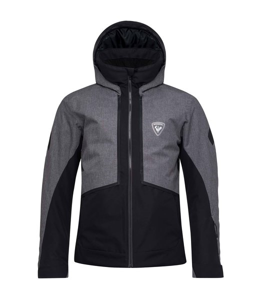 Masse Heather JKT Chaqueta para hombre Heather Grey