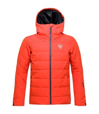 Rossignol Rapide JKT Men's jacket Lava Orange