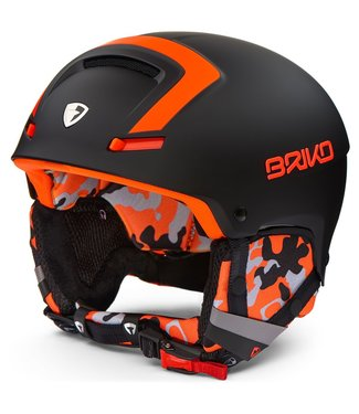 Briko Faito Ski helmet N082 Black-Orange