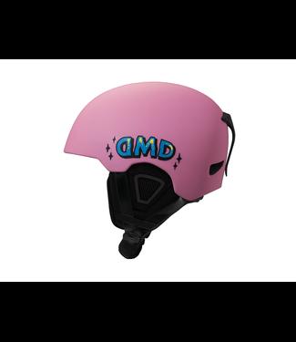 DMD Posh - Casco de esquí en molde Rosa