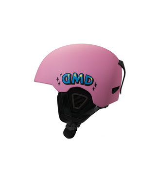 DMD Posh - In-mold ski helmet Pink