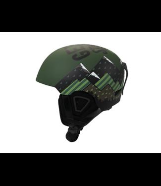 DMD Yeti - Casco de esquí en molde Verde