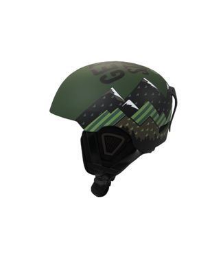 DMD Yeti - Casque de ski moulé Vert