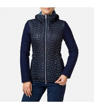 Rossignol Light jacket Women's Palmares Hood Dark Navy