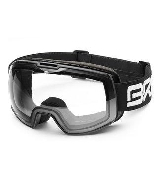 Briko Nyira 7.6 Foto Gafas de esquí Matt Black -Phg13