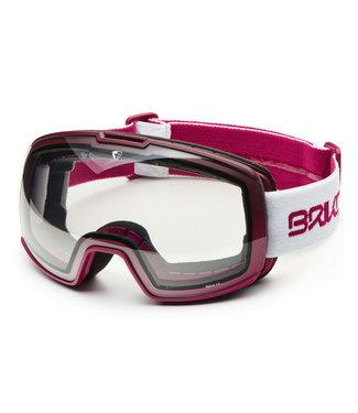 Briko Nyira 7.6 Photo Ski Goggles MW Violet Wh-Phg13