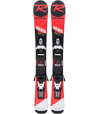 Rossignol Hero Pro Team set incluye fijaciones
