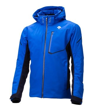 Descente Terror Mid Length Jacket Victory Blue