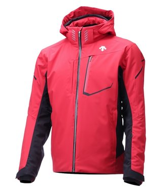 Descente Terror Mid Length Jacket Electric Red