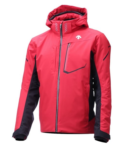 Terror Mid Length Jacket Electric Red
