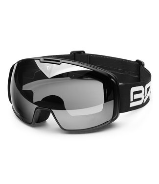 Briko Masque de ski Nyira Free Fighter 7.6 Otg Matt Black -Sm3