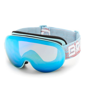 Briko Sfera 2 Gläser HD Skibrille SE Blue Peach / KBM2P1