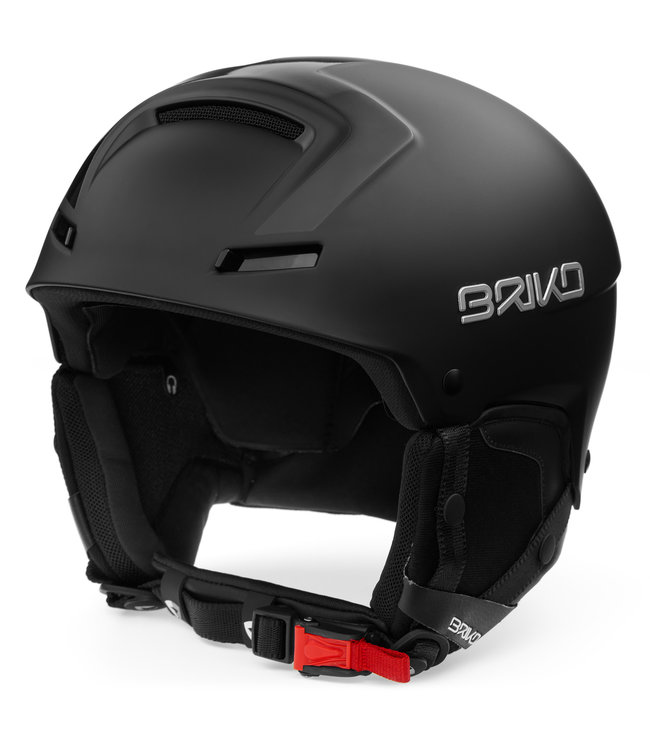 Briko Faito Ski helmet Matt Shiny Black