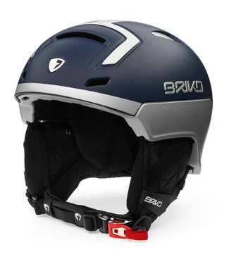 Briko Stromboli Ski helmet Dark Blue Metal Grey