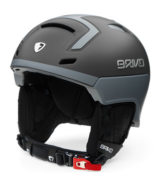 Briko Stromboli Ski helmet Smoke Cloud Gray