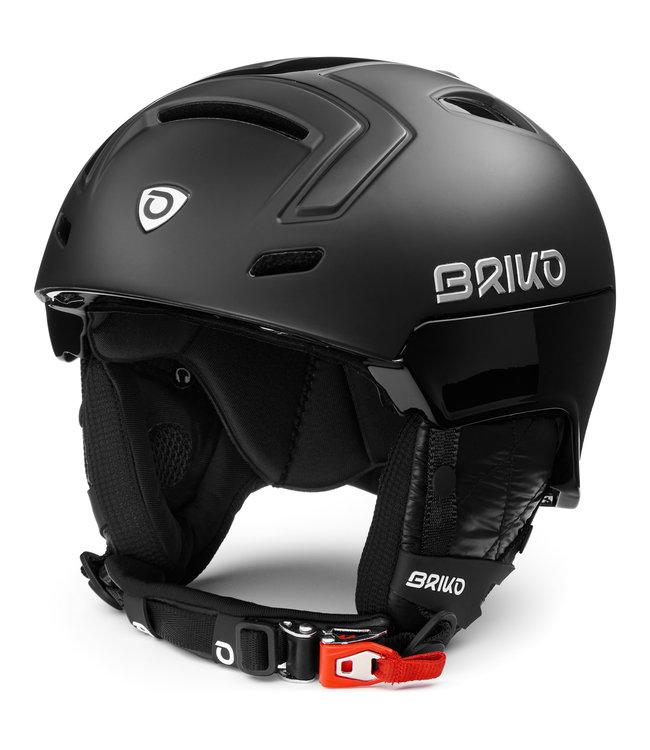 Briko Stromboli Helmet Shiny Matt Black