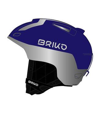 Briko Stromboli Helmet Matt Dark Blue Grey