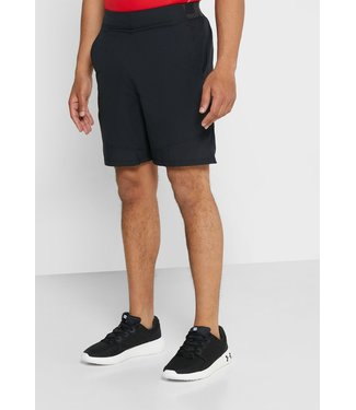 Under Armour Short tissé Vanish - Noir